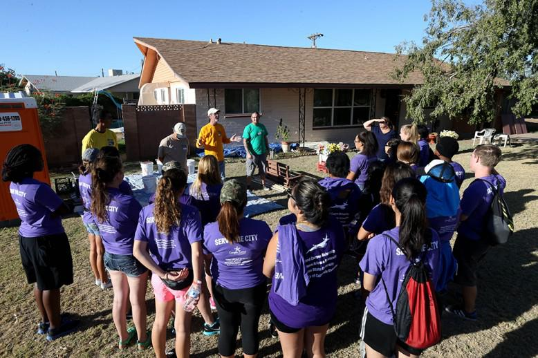 <span>A Pledge for a Brighter Future: The Importance of Community Outreach</span>