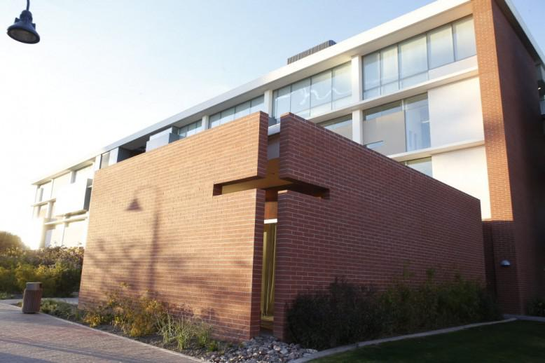 The exterior of GCTS