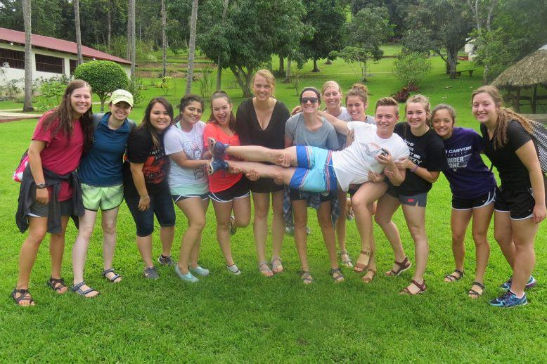 GCU honors students in the Dominican Republic