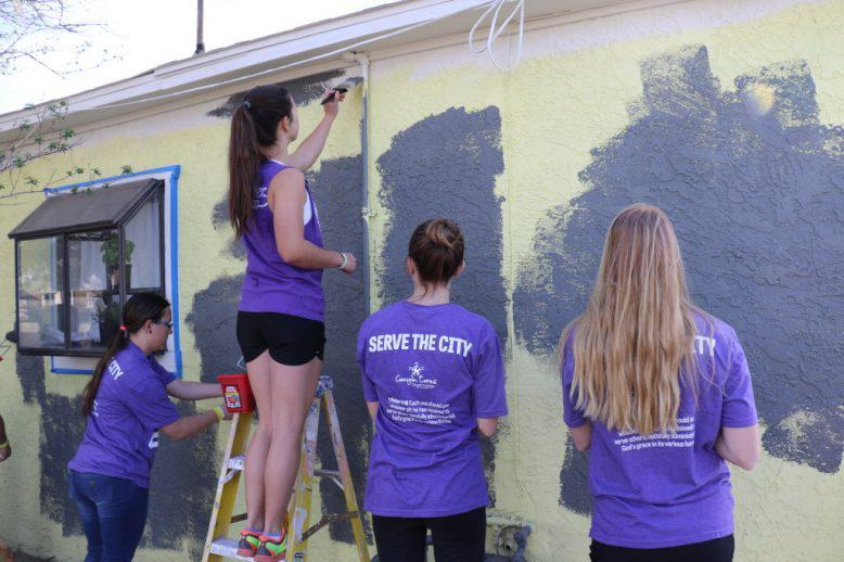 <span>Local Outreach at GCU: Impacting Our Community for Christ</span>