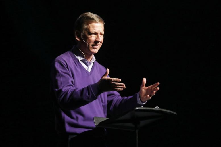 Brian Mueller Guest speaker