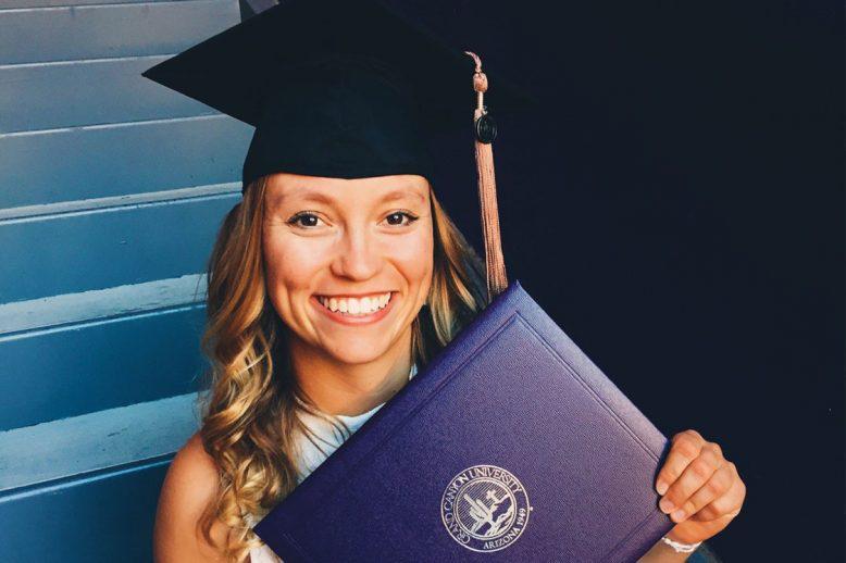 <span>Alumni Spotlight: Brittany Holen</span>