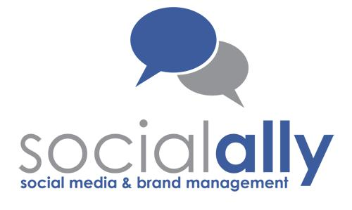 Natalie Speers' business logo for Social Ally
