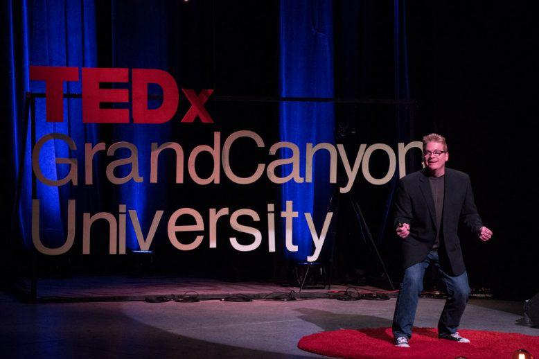 <span>GCU Students Show off Business Skills at TEDx</span>