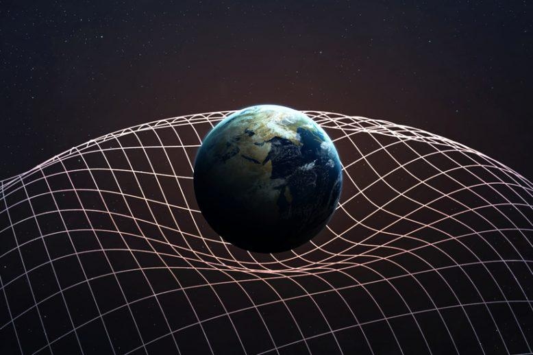 globe and lines