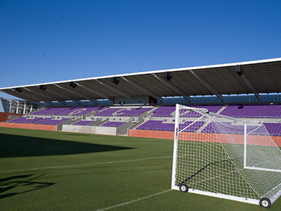 GCU Stadium where soccer, lacrosse and rugby play