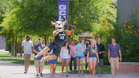 visit the grand canyon university campus future students gcu