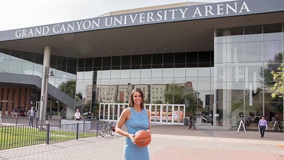 Nicole Powell named as GCU Women's Basketball Head Coach