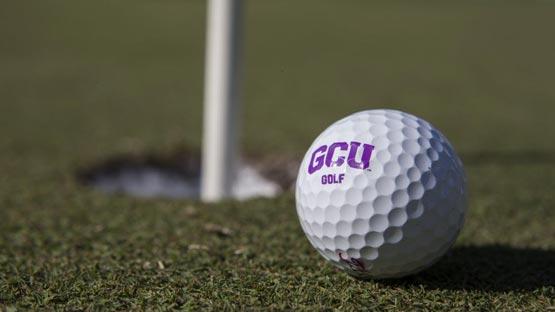 GCU golf ball