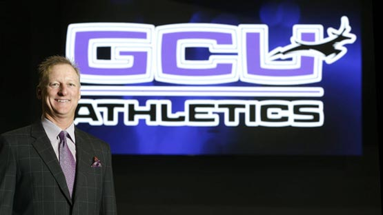 MIke Vaught Named VP of Athletics at GCU